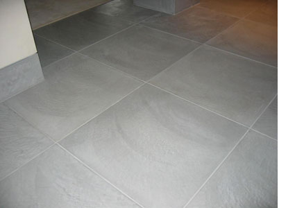 Concrete Floor Tiles Are Another Way To Make Your Home S Earance Stand Out If You Love The Loft Like Look Then Plain Gray